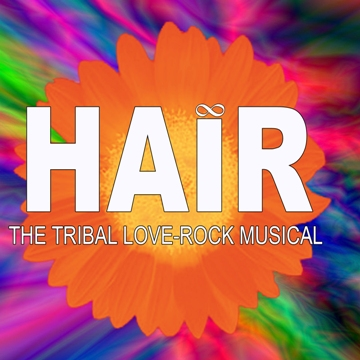 HAIR the Musical (logo)