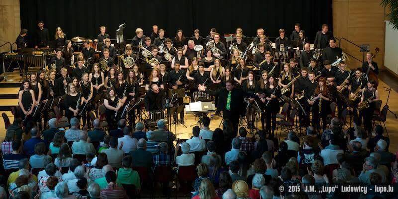 National Youth Wind Orchestra Luxembourg