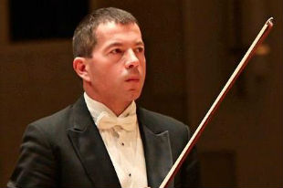Laskarov to perform at SIU on famed Stradivarius